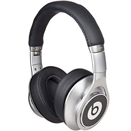 Beats by Dr. Dre Executive Casque Audio Supra Auriculaire - Argent