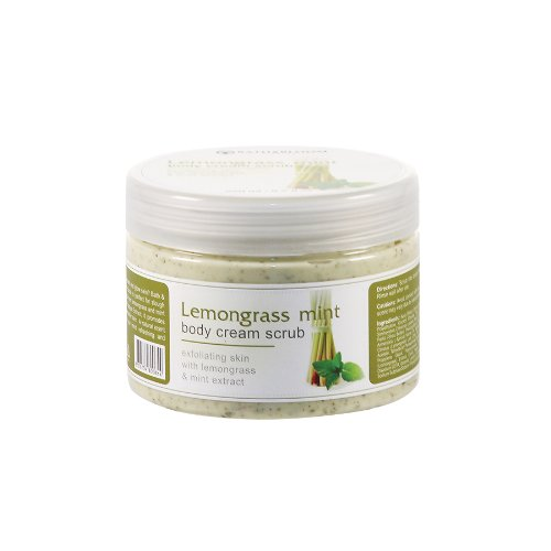 BATH&bloom レモングラスミント body scrub 250 g