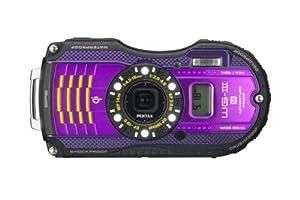 Pentax WG-3 GPS Appareil Photo Numérique 16 Mpix Zoom optique 4x Etanche Violet