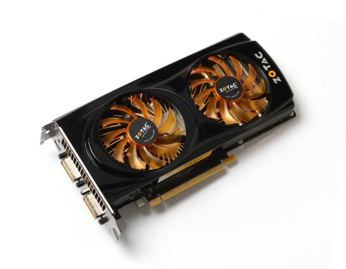 Zotac ZT-50702-10M GF GTX 560 Amp! 1GB GDDR5 Graphics Card