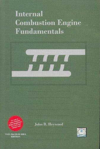 Internal Combustion Engine Fuindamentals