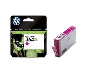 HP 364XL Cartouche d'encre d'origine 1 x magenta 750 pages boîtier rigide