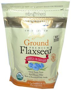 Spectrum Essentials Organic Essential Ground Flaxseed, 15 Oz
