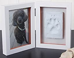 Pawprint Picture Frame Keepsake Kit