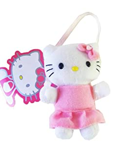 Sanrio Hello Kitty Adorable Mini Plush - Hello Kitty Plush Pink Mini