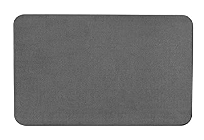 Skid-resistant Carpet Indoor Area Rug Floor Mat - Gray - Many Other Sizes to Choose From