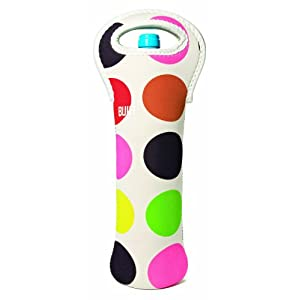 Built NY One Bottle Holder - French Bull Multi-Dot