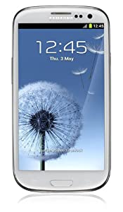 Samsung Galaxy S III S3 GT-i9300 32GB Factory Unlocked Android Smartphone - International Version, No warranty (Pebble Blue)