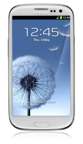 Link to Samsung Galaxy S III S3 GT-i9300 32GB Factory Unlocked Android Smartphone – International Version, No warranty (Pebble Blue) Discount !!