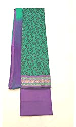 BEAUVILLE VAIIBAVAM Women's Unstiched Salwar Material (BVPCUC_87_Multi_Free Size)