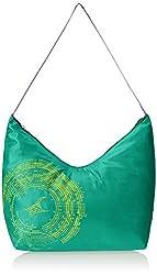Fastrack Women's Hobo (Green)