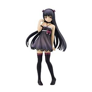 俺の妹がこんなに可愛いわけがない。 黒猫 ワンピースver. (1/8スケール PVC製塗装済み完成品)