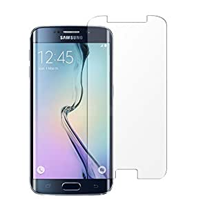 Chevron Tempered Glass Screen Protector Guard For Samsung Galaxy S6 Edge (Pack Of 3)