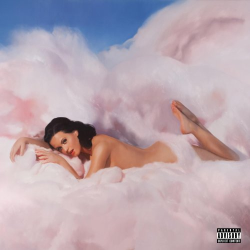 Original album cover of Teenage Dream by Katy Perry