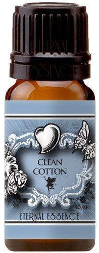 Clean Cotton Premium Grade Fragrance Oil - 10Ml - Scented Oil