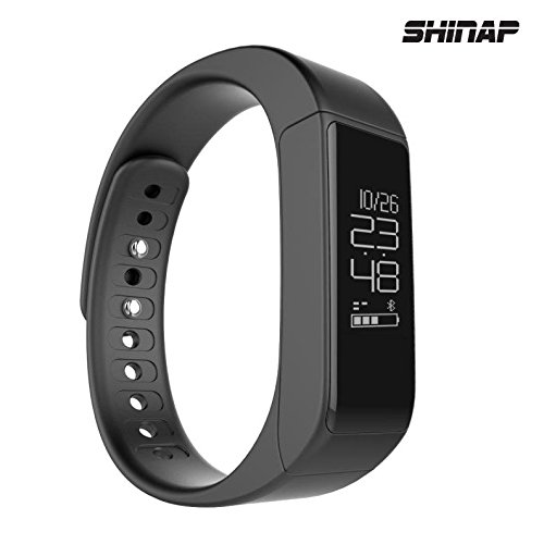 Fitness Tracker Watch from SHINAP® - Best Wearable Smart Band