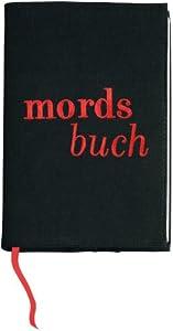 Moses 81563 Libri_x Buchumschlag Mordsbuch, Schutzumschlag für Bücher, Größe S
