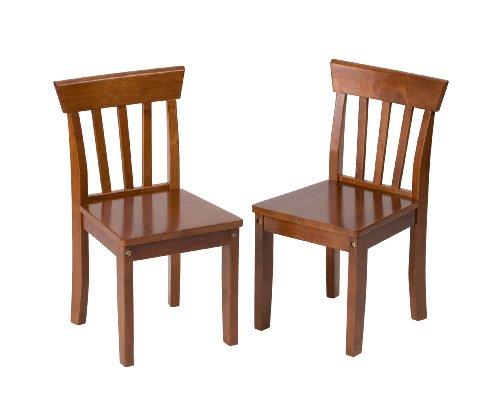 Gift Mark Children 2 Piece Chair Set, Cherry