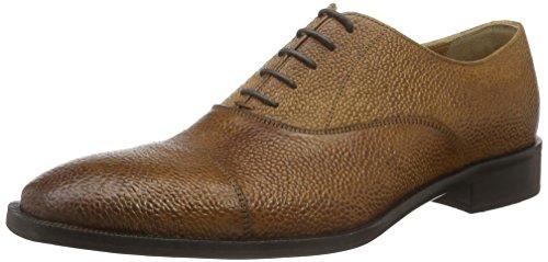 kenneth-cole-coat-n-tie-oxford-para-hombre-marron-cognac-901-45-eu