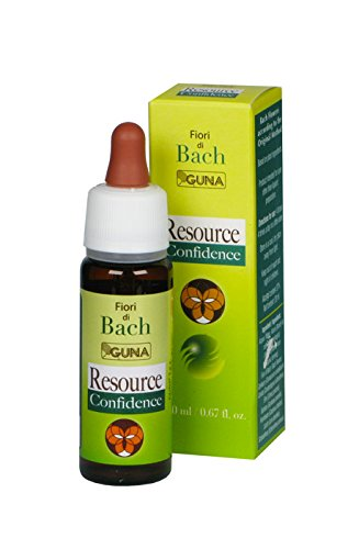 GUNA Fiori di Bach Resource CONFIDENCE 20ml