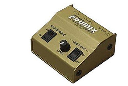 Passive 3 Input Stereo Mixer 3