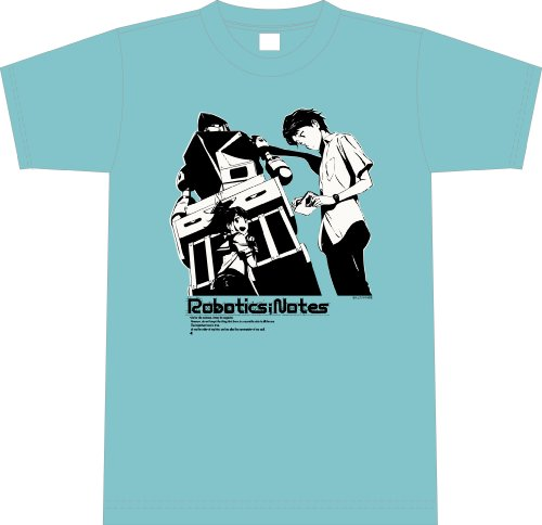 ROBOTICS;NOTES Tシャツ B サイズ:L