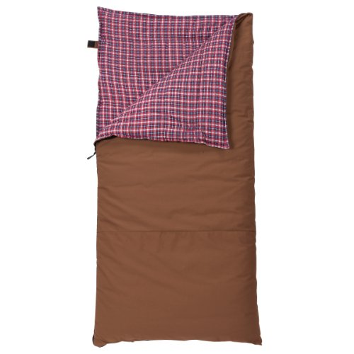 Slumberjack Big Timber 20 Degree Long Right Hand Zip Sleeping Bag