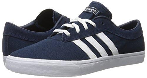 Adidas Performance Men's Sellwood Fashion Sneaker, Collegiate Navy/White/Collegiate Navy, 8.5 M US