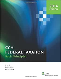 Federal Taxation: Basic Principles (2014)