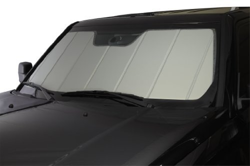 Covercraft UVS100 - Series Heat Shield Custom Fit Windshield Sunshade for Select Mazda CX-9 Models - Laminate Material (Green Ice) by Covercraft (Mazda Cx9 Sun Shade compare prices)