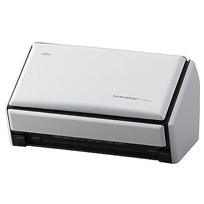 Fujitsu ScanSnap S1500 Deluxe Bundle Sheet-Fed Scanner