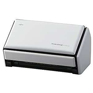 Fujitsu ScanSnap S1500 Deluxe Bundle Sheet-Fed Scanner