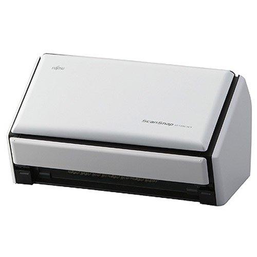 New Fujitsu ScanSnap S1500 Deluxe Bundle Sheet-Fed Scanner