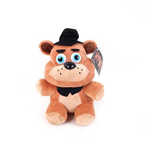 GAMT Five Nights at Freddy's Morbido Peluche Giocattoli Per I Bambini Regalo Piccolo Bambino Dolls Marrone