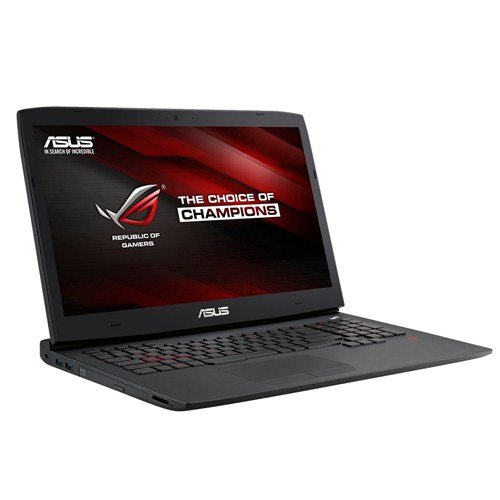 Asus g751jy 173 inch laptop notebook intel core i7 4780hq 25 ghz 32 gb ram 1 tb hdd 512 gb ssd g sync nvidia geforce gtx980m windows 81