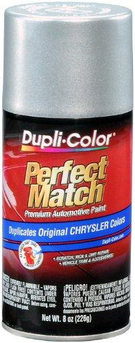 Dupli-Color Bcc0410 Bright Silver Metallic Chrysler Exact-Match Automotive Paint - 8 Oz. Aerosol