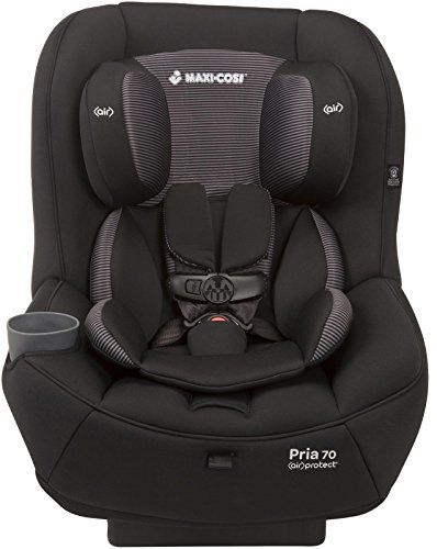 2015 Maxi-Cosi Pria 70 Convertible Car Seat, Black Gravel