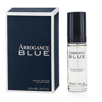 Arrogance Blue Eau De Toilette Spray 30 ml