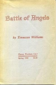 Tennessee Williams Battle of Angels Signed Autograph 1st Edition Rare Book -... by Sports+Memorabilia