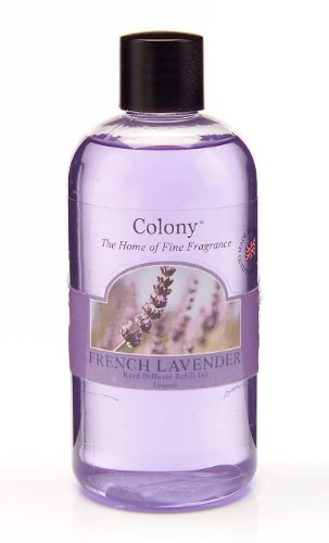 Colony HomeScents Series ディフューザー用リフィル 250ml フレンチラベンダー CNCH2861