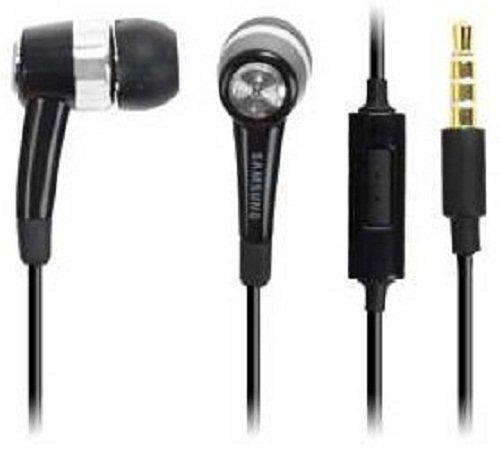 Samsung Ehs44Assbe/Ehs44Assbebstd 3.5Mm Ehs44 Stereo Headset - Original Oem - Non-Retail Packaging - Black