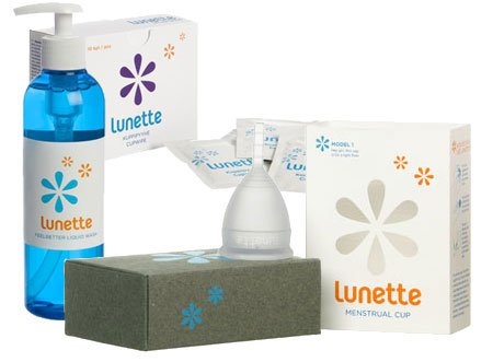 Lunette Menstrual Cup Buy Lunette Clear Menstrual Cup
