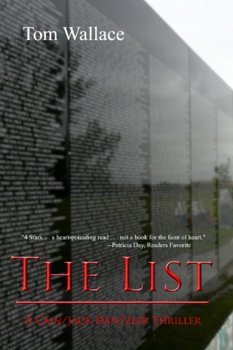 Book: The List by Tom Wallace