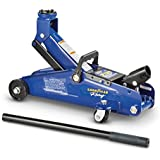 Goodyear Racing Hydraulic Trolley Jack -2-Ton Capacity, Model# GY1000