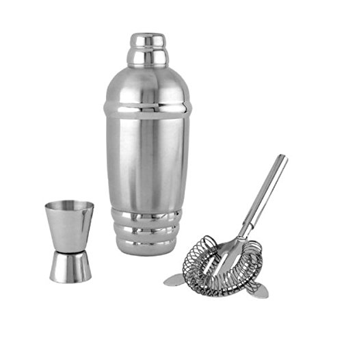 Lenox Tuscany Classics Stainless-Steel Shaker Set front-657861