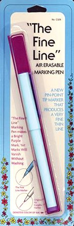 Collins Fine Line Air Erasable Pen