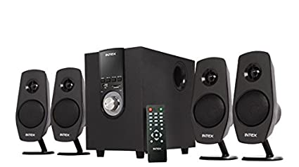 Intex IT-304 SUF Vouge 4.1 Multimedia Speakers