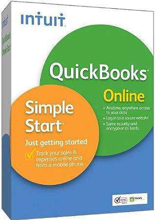 QuickBooks Online Simple Start [OLD VERSION]