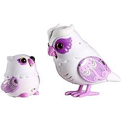 Little Live Pets Tweet Talking Owl and Baby - GRACELING FAMILY - FUNZIONANO A PILA E CANTANO TRA DI LORO