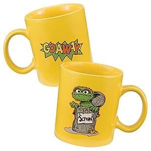 oscar grouch mug vintage jpg 1152x768